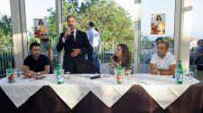 talk show vino e agroalimentare-masseria carminello organizzato da Sicilia&Donna