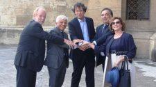 Pizzo Giambrone Orlando Ficola Sica FOTO Naccari 100