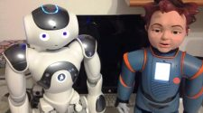 Il robot per l'autismo