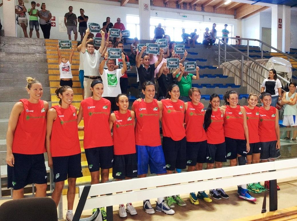 passalacqua spedizioni-basket femminile