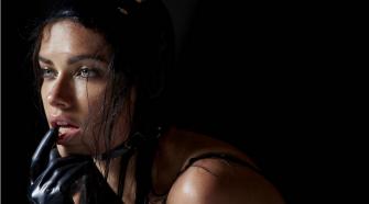 Calendario Pirelli 2015 Adriana Lima