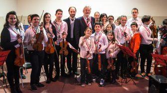 Orchestra Falcone Borsellino