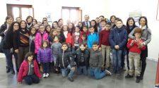 I bambini della scuola Nunzio Vaccalluzzo