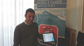 Il founder di My Catania Mario Gazzo