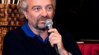 Il regista Giovanni Veronesi