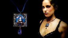 Alcuni pezzi della collezione di gioielli Agalma Medusae
