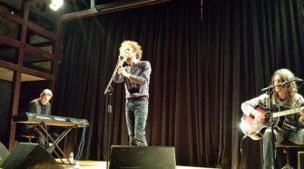 Il cantante Tricarico in concerto al Ma di Catania