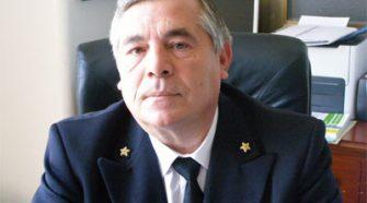 Nella foto l'Ammiraglio Domenico De Michele