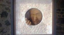 La mostra artisti di Sicilia inaugurata da Vittorio Sgarbi