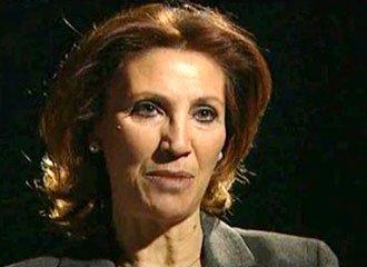 Elena Fava figlia del giornalista Giuseppe Fava