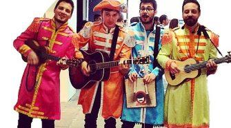 mr. Kite ,band che esegue brani dei Beatles