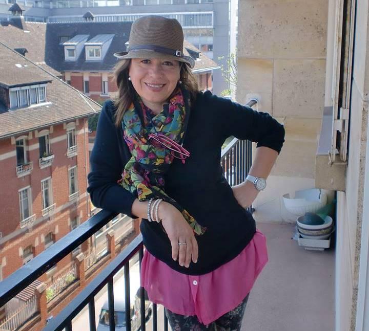 La scrittrice Rosanna Gambitta