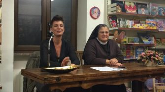 La scrittrice Stefania Pastori