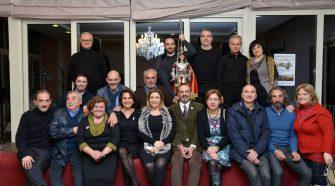 Nella foto i soci fondatori di TerSicula, l'associazione che valorizza la sicilianità