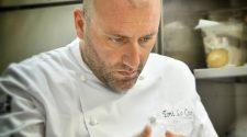 Nella foto lo chef Tony Lo Coco