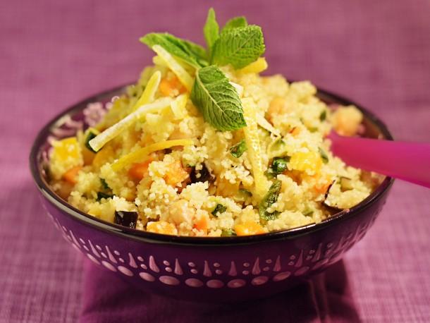 cous cous verdure
