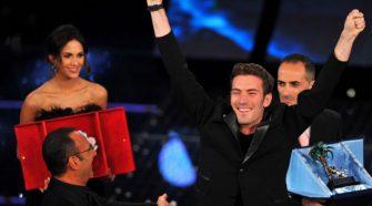 Giovanni Caccamo trionfa al Festival di Sanremo