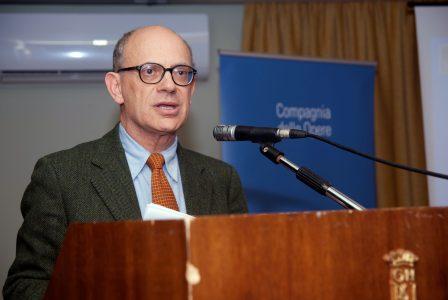 Nella foto Carlo Saggio, ex presidente CdO (foto di Brunella Bonaccorsi)