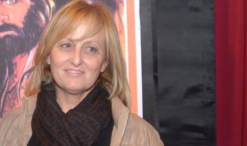 Nella foto Carlotta Bolognini (foto di Brunella Bonaccorsi)
