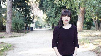 La scrittrice Nadia Terranova