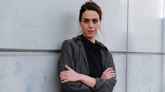 La scrittrice Letizia Muratori