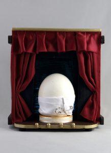 L'uovo di Pasqua realizzato da David Coco