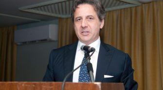 Nella foto Salvatore Abate, neo presidente di Compagnia delle Opere Sicilia Orientale (foto Brunella Bonaccorsi)