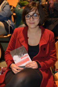 La scrittrice Serena Maiorana