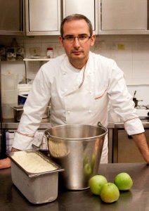 Antonio Morgese, amministratore della gelateria Rigoletto