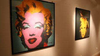 Inaugurata la mostra di Andy Warhol