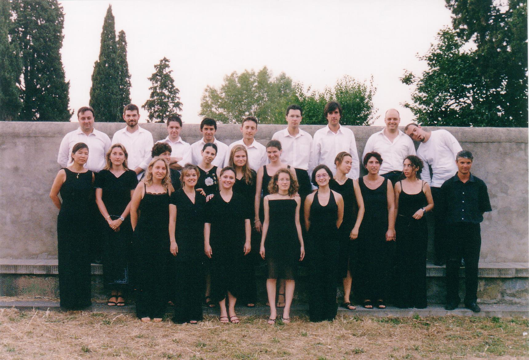 Il coro Animae voces