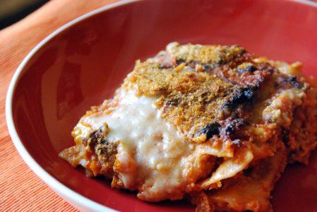 Per le ricette vegane vi proponiamo le lasagne