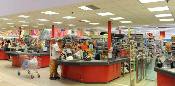 Indagini all'interno di alcuni importanti supermercati