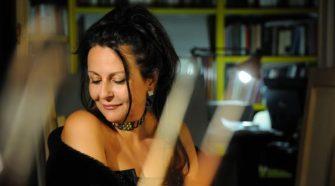 Vitalba Andrea. foto di Marcello Trovato