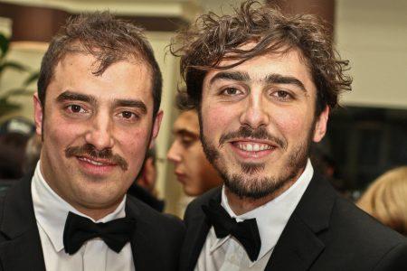 Nella foto i titolari di Don Cola, Fortunato e Vincenzo Di Marco