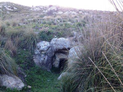 Il parco archeologico di Ramacca