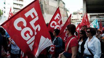 sciopero della scuola
