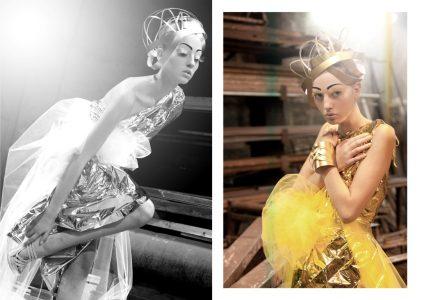 Stylist e foto Antonio Licari