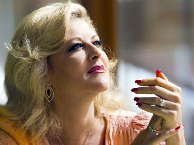 Il soprano Chiara Taigi