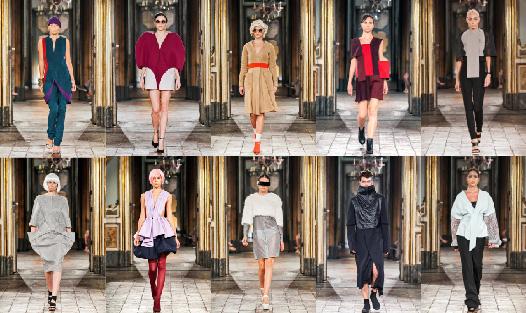 accademia harim 11 allievi al milano moda