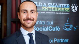 Antonio Perdichizzi nuovo presidente Italia Startup