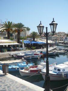 Creta, Agios Nikolaos. Foto Brunella Bonaccorsi