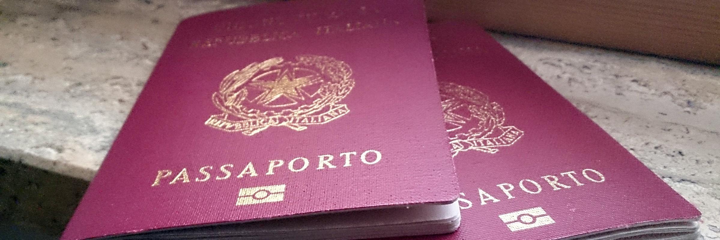passaporto subito