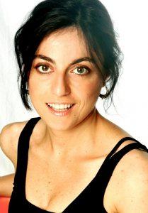 L'attrice Manuela Ventura