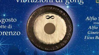 vibrazioni di gong