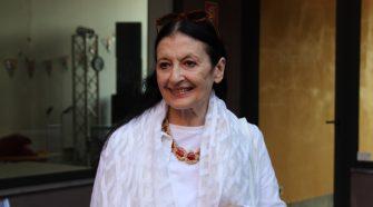 Carla Fracci (foto di Angela Marina Strano)