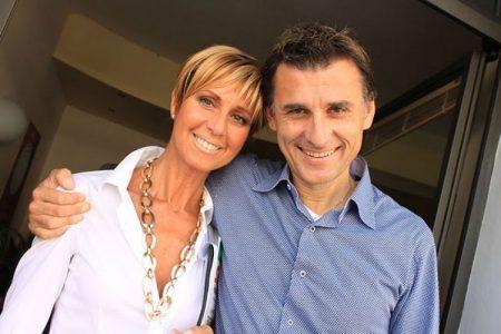 Susanna Cutini e Alex Revelli Sorini tra gli ospiti del salone dell'agroalimentare Expo Food & Wine