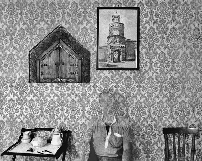 Un'immagine realizzata da Mario Cresci. Il fotografo verrà premiato al Med Photo Fest 2015