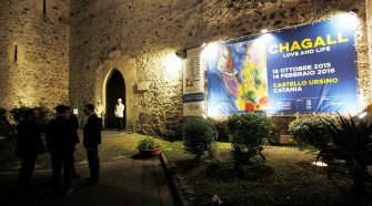 chagall love and life