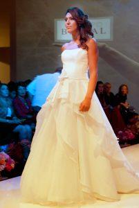 Collezione abiti da sposa 2016. Ph. Brunella Bonaccorsi